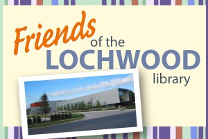 Lochwood Library Friends welcome