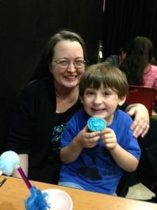Dr.Seuss cupcake.SarahLiam.two..3.12.14